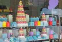 Sweet Shops / Beautiful Bakeries & Candy Shops around the U.S.