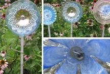 outdoor crafts / by Vicki Callier