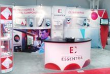 Trade Show Design & Marketing / Tradeshow booth strategy and design, engagement tactics.