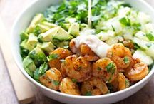 Vacation Meal Planning Good Eats / ideas for making eating in on vacation easy, simple, and affordable.  / by Carey Pace