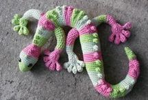 yarn it AMIGURUMI / knit and crochet amigurumi  / by Elise Menz