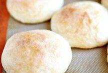 Bread / Bread, rolls, muffins...  / by Glorious Treats