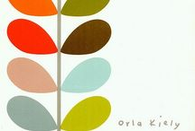 Everything Orla Kiely / Obsession over Orla Kiely. One day my collection will be completed  / by Maria Hardjanto
