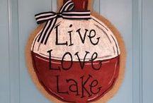 Go Jump In The Lake / by Lisa Heitzmann