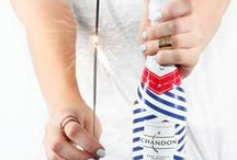 American Summer / From Memorial Day to Labor Day to every BBQ and starry night in between, this is Chandon American Summer. / by Chandon USA