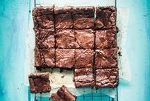 brownies + bar like bakes / a collection of brownies, blondies and bar like treats