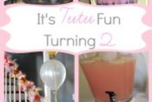 Party Themes / Fun party theme ideas for kids, birthdays, and events!