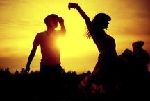 Rhythms to dance