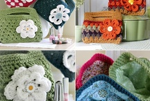 Crochet and Sewing / by Barb Buchanan