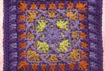 crochet grannies - doilies - motifs / by maria vouka