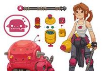 Character Design - Misc / by saiko raito
