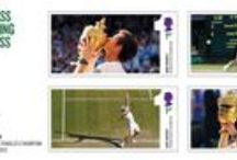 Andy Murray Stamps / Miniature sheet to celebrate Wimbledon win to be issued on August 8.