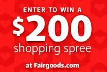 Fairgoods Giveaways