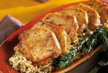 Pork / Meals