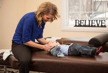 Chiropractic for Kids / You are never too young (or too old) for chiropractic!!