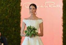 Wedding gown inspiration - NY Bridal Fashion Week Spring '15
