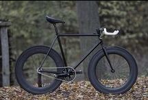 Fixed Gear / Design and Speed