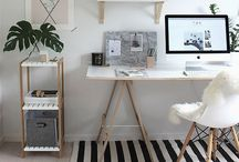 home office  / ideias para o novo quarto