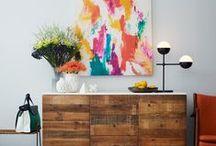 Wood Decor & Furniture