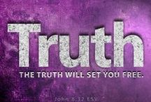 """TRUTH IS TRUTH & IT WILL SET YOU FREE / (I WILL NOT STAND FOR CURSING OR OBSCENE GESTURES ON """"ANY"""" OF MY BOARDS,IF YOU POST THEM YOU WILL BE BLOCKED."""