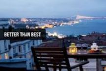 """TAKSIM ULTRA VIP APARTMENTS HOTEL ISTANBUL / Better than best!!! Probably the best apartments of Istanbul. Taksim Ultra VIP Apartments (4 bedroom apartments) are located in the best avenue of Taksim called as """"Cihangir Avenue"""", just 150-200 meters away from Taksim Square and also Findikli Sea-side as well. All touristic areas are just in 3-4 minutes walking distance."""