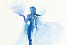 Watercolor ♥