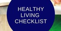 Fit Tips / Tips to live a fit and healthy life. Fitness topics.  Healthy living.