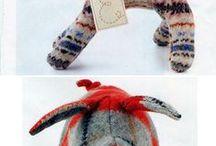Stare swetry i inne