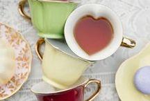 Tea Cups / Die schönsten Teetassen findet ihr hier.