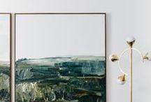 Hang it • Bigger /  Ispirazioni • Poster & Illustrazioni nel formato 100x140
