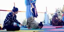 Yoga school in rishikesh / Collection of world peace yoga school Images.