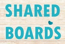 Shared Boards → / Boards from this point onward are shared boards we're a member of.