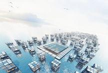 UFO // Amphibian cities