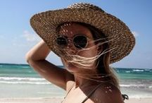 A for Accessories / Scarfs, hats, beanies, sunnies, headbands