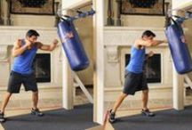 Gorilla Gym Boxing / Working Out With Your Gorilla Gym