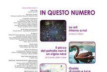 Sapere in vetrina! / I più interessanti articoli di scienza, le immagini di divulgazione e promozione della storica rivista.