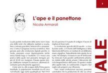L'editoriale / La raccolta degli editoriali dei nuovi numeri della storica rivista di divulgazione scientifica, Sapere.