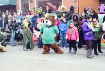 Denver St. Patrick's Day Parade 2014 / The #Denver #StPatricksDay Parade on Saturday, March 15, 2014. / by KOSI 101.1