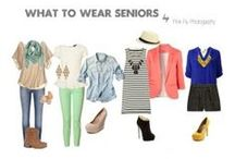What to Wear: Senior Pictures
