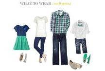 What to Wear: Spring/Summer Family