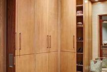 Closets / Custom built closets