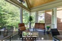 Outdoor Spaces / Outdoor spaces including yards, fireplaces, barbecues, pools,  decks, screened-in porches