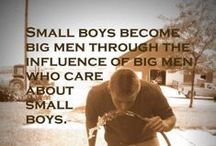 Boys... / Dedicated to my two gorgeous sons....