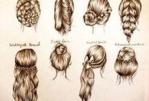 Hår / All things hair-related