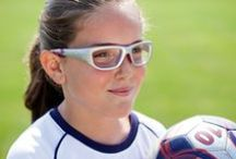 Wiley X Youth Sport Glasses / Protective Sport Glasses for the youth in your household.