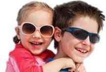 Children's Sunglasses / Protect their peepers with 100% UV protection sunglasses at an affordable price!