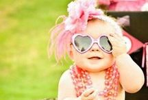 Sunglasses for Toddlers & Tots / Don't forget the kids when buying sunglasses this summer!