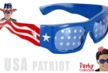 4th of July Party Sunglasses