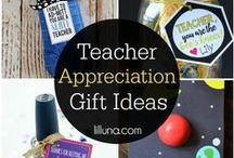 Teacher Appreciation Gifts and Graduation Gifts Made With Love By You ❤️ / Inspirational DIY ideas for teacher gifts