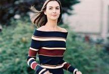 Stripes / Stripes, style, fashion